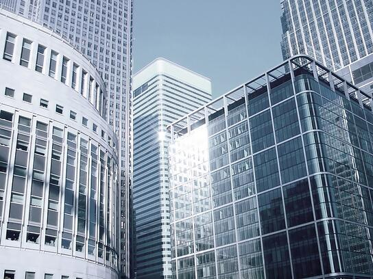 Corporate Buildings - Canary Wharf